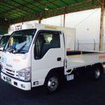 2t車両による塗料配送及び付帯業務